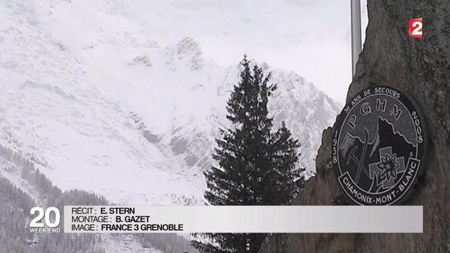 Alpes : une avalanche fait deux morts en Haute-Savoie