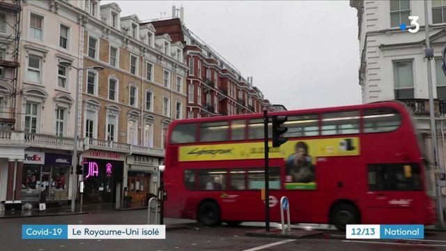 Royaume-Uni : les conséquences de l'isolement du pays