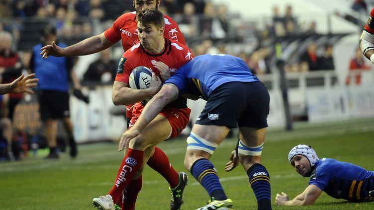 Drew Mitchell (RC Toulon) (FRANCK PENNANT / AFP)