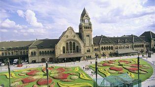 La gare de Metz (YVON-LEMANOUR / PHOTONONSTOP)