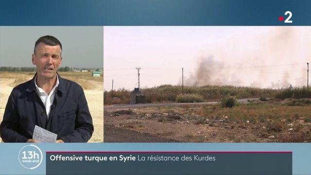 Offensive Turque en Syrie : Les Kurdes résistent