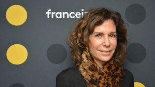 Christine Orban (RADIO FRANCE / JEAN-CHRISTOPHE BOURDILLAT)