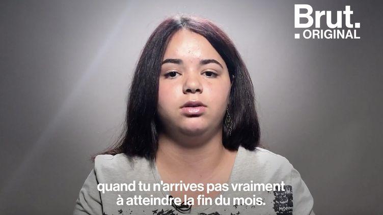 """VIDEO. """"Être précaire, c'est beaucoup de choses"""" : des jeunes en situation de précarité parlent de leur quotidien (BRUT)"""