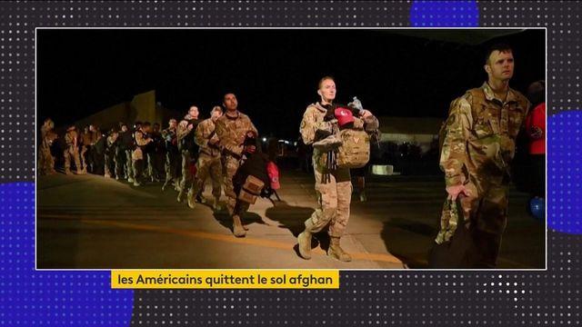 Afghanistan : les Américains ont définitivement quitté le pays