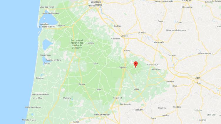 Saint-Michel-de-Castelnau, en Gironde. (GOOGLE MAPS)