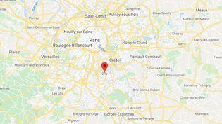 Orly (Val-de-Marne). (FRANCEINFO / RADIO FRANCE)