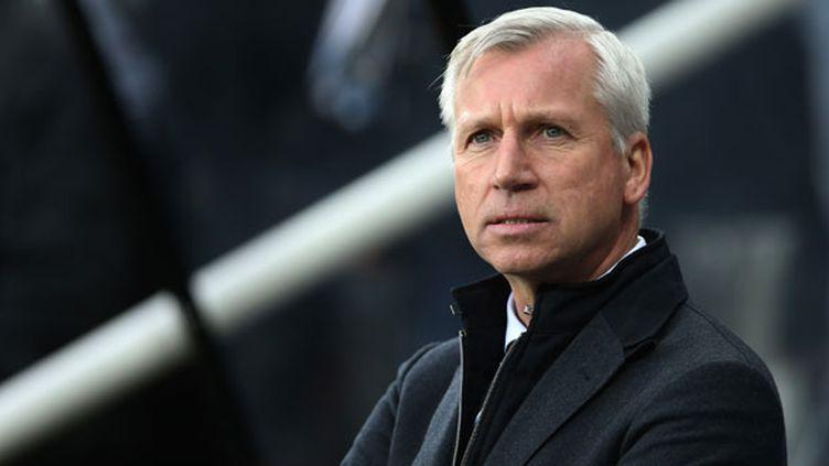 L'entraîneur anglais Alan Pardew
