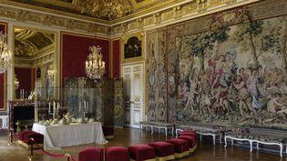 Au château de Versailles, l'appartement de la Reine, l'antichambre du grand couvert de la Reine (24/1/2011)  (Jean-Marc Manai / Château de Versailles / RMN-Grand Palais)