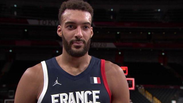 "Basketball - Rudy Gobert : ""La Slovénie va être un gros challenge"""