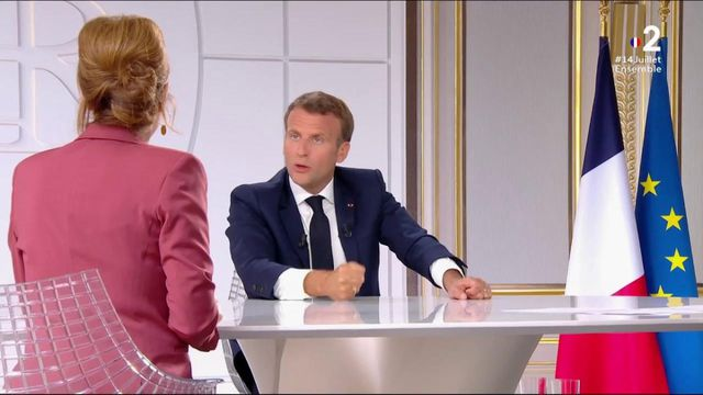 14-Juillet : Emmanuel Macron s'explique