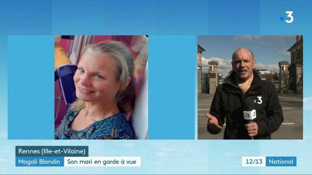 Disparition de Magali Blandin : son mari placé en garde à vue