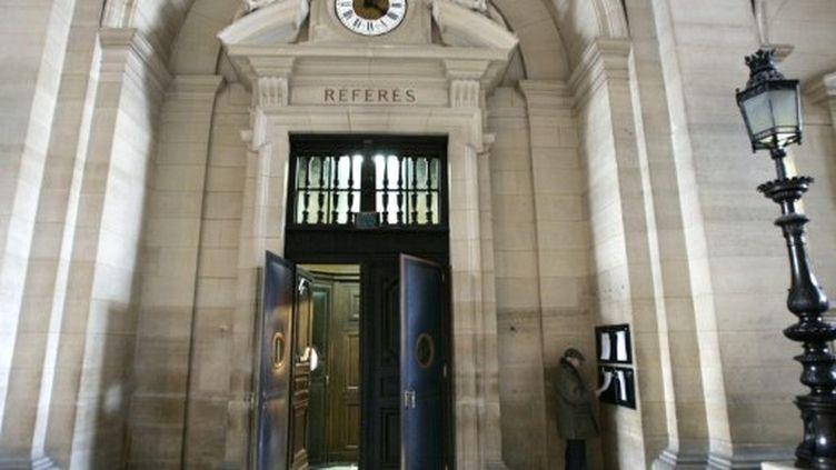 vue du tribunal correctionnel de Paris (AFP PHOTO / JOEL SAGET)