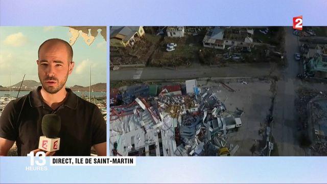 Ouragan Maria : à Saint-Martin, on se prépare au pire