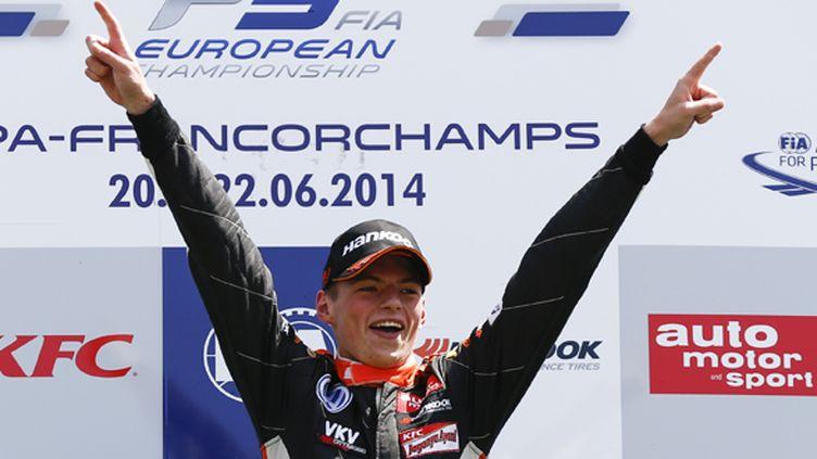 Le pilote Toro Rosso Max Verstappen  (FLORENT GOODEN / DPPI MEDIA)