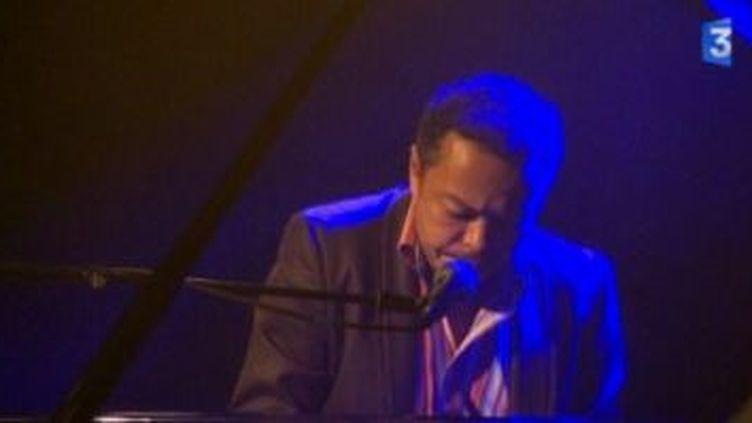 Mario Canonge trio au Festival de Jazz sous les pommiers  (Culturebox)