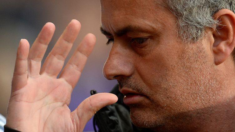 Jose Mourinho (ANDREW YATES / AFP)