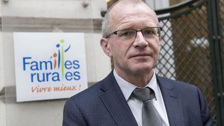 Dominique Marmier, le président de Familles Rurales. (VINCENT ISORE / MAXPPP)