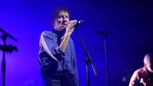 Alain Souchon, chanteur, au concert France Inter à La Cigale à Paris, le 17 décembre 2020. (CHRISTOPHE ABRAMOWITZ / SERVICE PHOTOS)