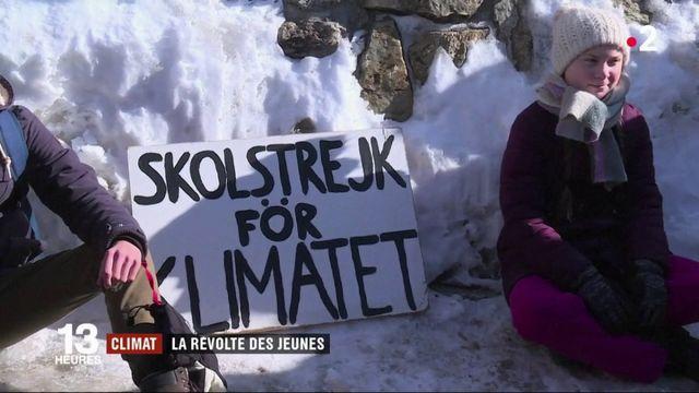 Climat : Greta Thunberg mène la révolte des jeunes