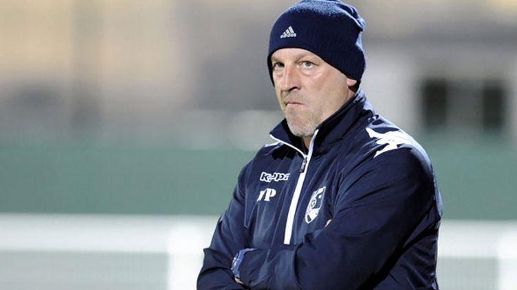 L'entraîneur adjoint de Montpellier, William Prunier