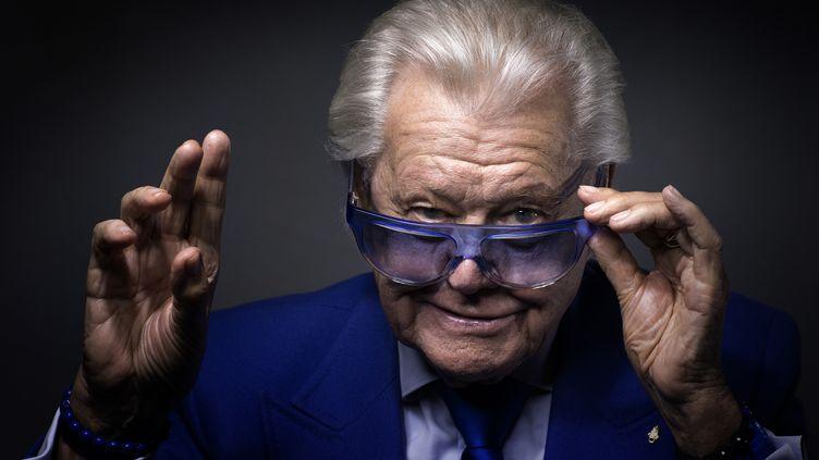 Michou s'est éteint à l'âge de 88 ans. (JOEL SAGET / AFP)