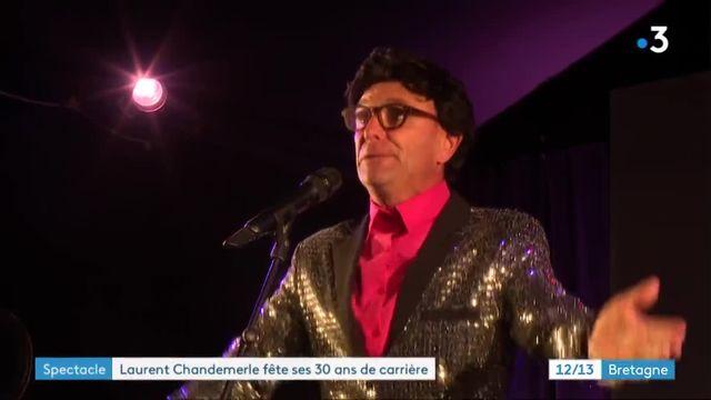 Laurent Chandemerle : nouveau show
