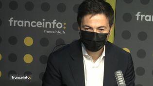 Ari Assuied, lePrésident-fondateur de Cafeyn. (FRANCEINFO / RADIO FRANCE)