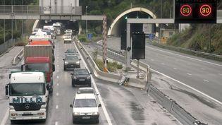 Aujourd'hui, 65% du parc automobile français est équipé en diesel. (STEPHANE DANNA / AFP)
