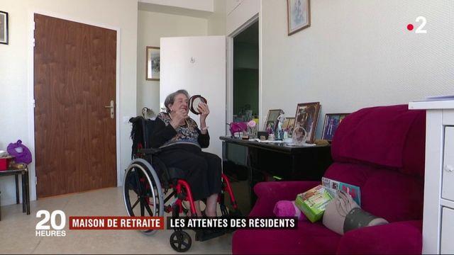 Maison de retraite : les attentes des résidents