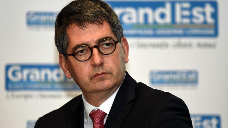 Jean Rottner en février 2020. (CEDRIC JACQUOT / MAXPPP)