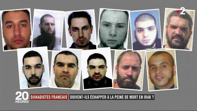 Irak : les jihadistes français doivent-ils échapper à la peine capitale ?