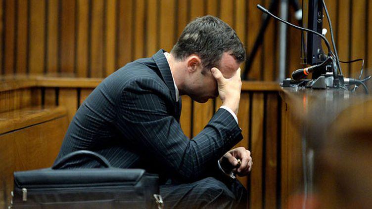 L'athlète sud-africain Oscar Pistorius