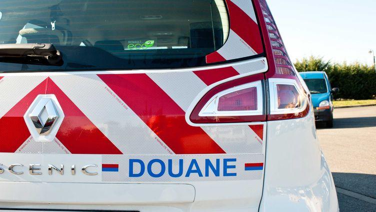 Le déficit commercial de la France a atteint 5,721 milliards d'euros en mars 2012, ont annoncé les Douanes,le 9 mai 2012. (LANCELOT FREDERIC / SIPA)