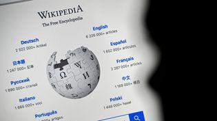 Wikipédia a vu le jour le 15 janvier 2001 aux États-Unis. (SASCHA STEINBACH / EPA)