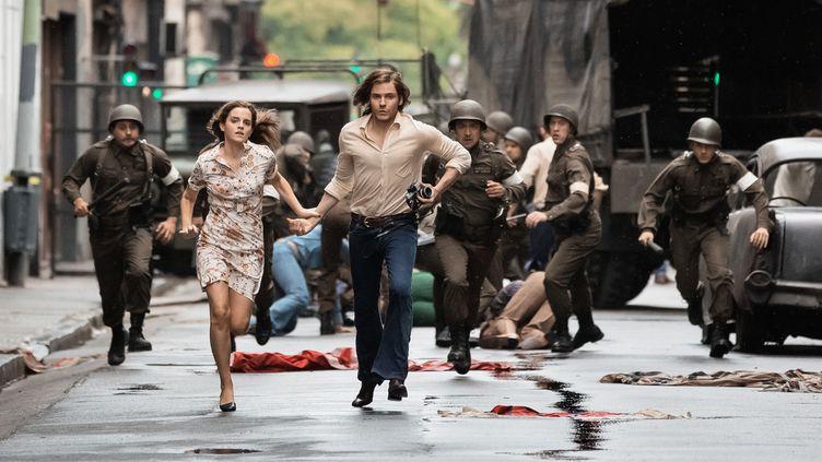 "Emma Watson et Daniel Brühl dans ""Colonia"" de Florian Gallenberger  (Majestic / Ricardo Vaz Palma)"