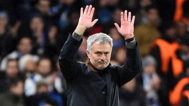 (José Mourinho le 9 décembre 2015 ©maxppp)
