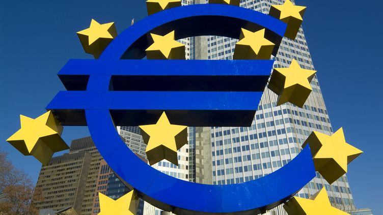Le siège de la Banque centrale européenne à Francfort. (BILDERBERG / REUTERS)