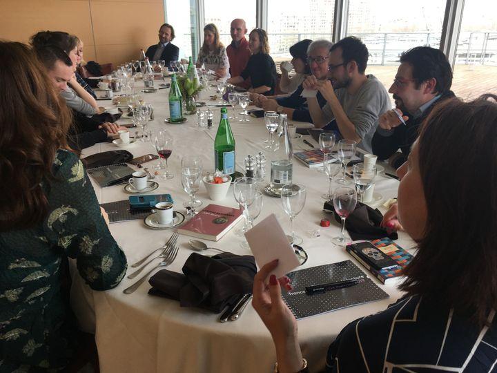 Le jury du Prix Roman France Télévisions  (Laurence Houot - Culturebox)