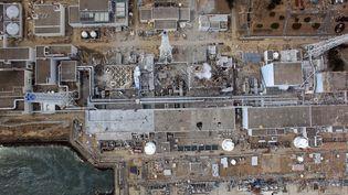 La centrale de Fukushima Daiichi, le 20 mars 2011. (AIR PHOTO SERVICE / AFP)