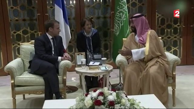 Proche-Orient : Macron ménage Riyad avant sa visite en Iran
