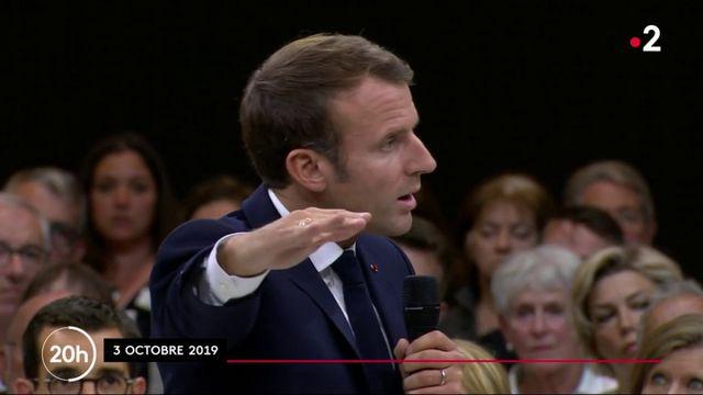 Retraites : Emmanuel Macron veut une pension minimale à 1000€ par mois