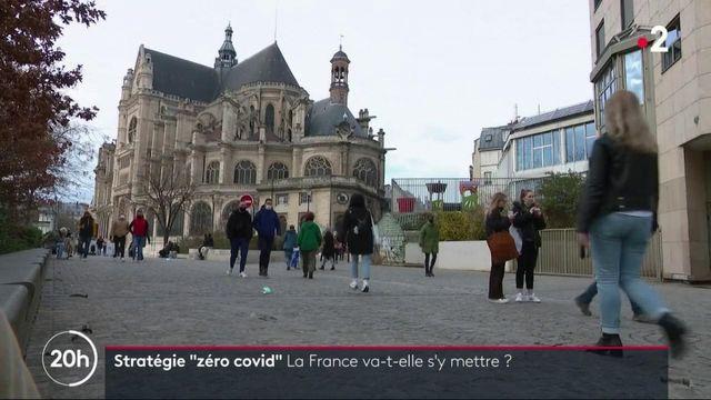 Stratégie zéro-Covid : est-elle applicable en France ?