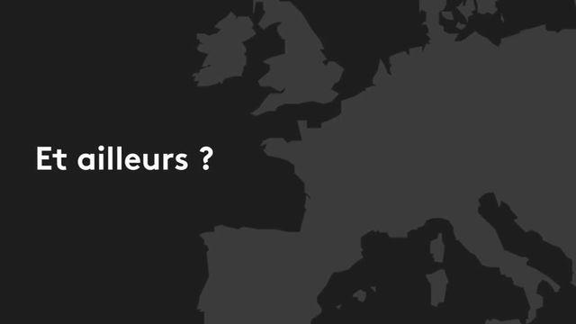 Seulement 12,4% des 18-34 ans veulent sortir de l'Union européenne selon une étude TNS Sofres-Onepoint pour le Figaro, RTL et LCI.