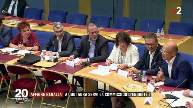Affaire Benalla : quel est le rôle de la commission d'enquête ?