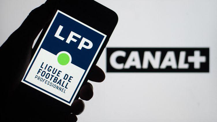 Le long combat entre la LFP et Canal + est-il enpasse de se finir ? (ROMAIN LONGIERAS / HANS LUCAS)