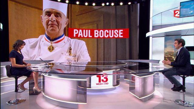 """Décès de Paul Bocuse : """"Il a été le premier ambassadeur de la gastronomie française à l'international"""""""