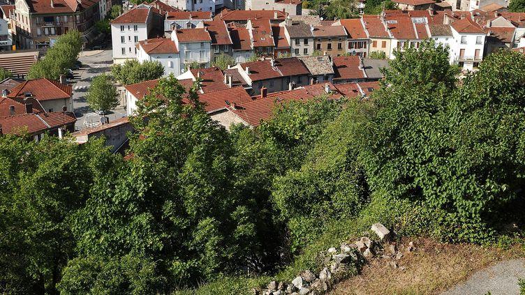 Les résultats du premier tour de la présidentielle ont été annulés à Lamastre (Ardèche). (GUIZIOU FRANCK / HEMIS.FR / AFP)