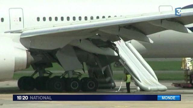 Vol d'Air France dérouté : une fausse alerte
