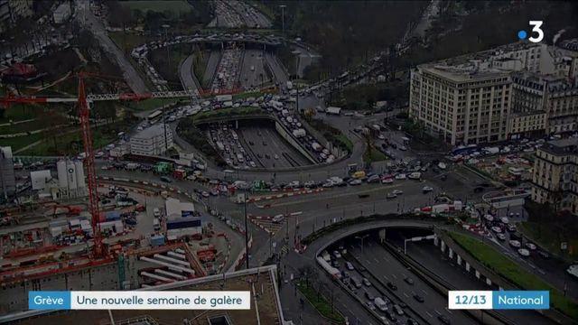 Grève dans les transports : nouvelle semaine de galère en perspective