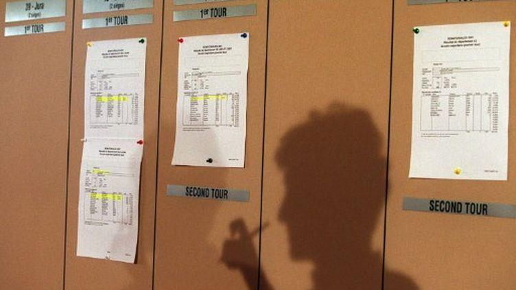 Sur 44 circonscriptions concernées par l'élection sénatoriale du 25 septembre, le scrutin est majoritaire dans 21 départements et à la représentation proportionnelle dans 17 autres. (AFP - Jean-Pierre Muller)